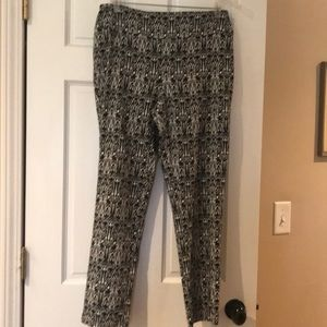Lisette Crop Ankle Pants